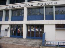 maison des sports Nevers